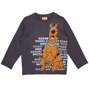 Scooby Doo apparel tshirt