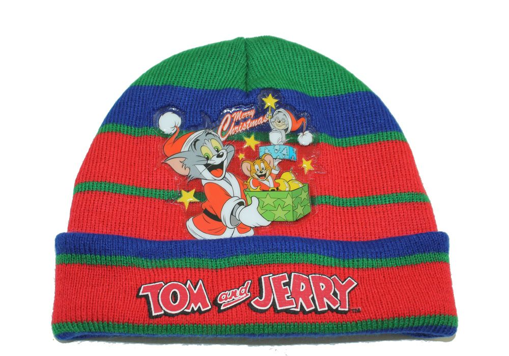 Tom and Jerry Accessories Woolen hat