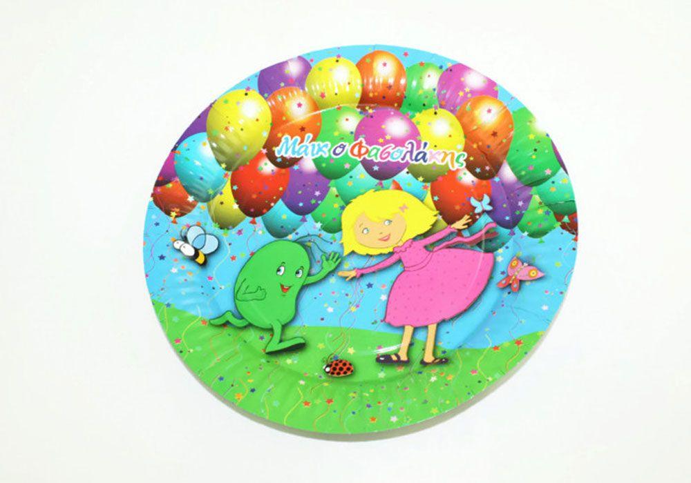 Maik o Fasolakis partywear plate