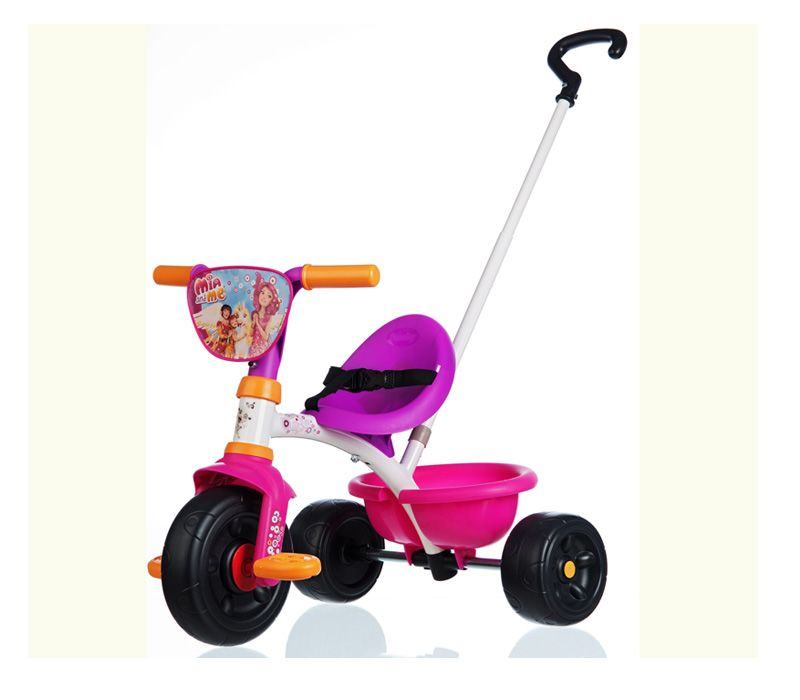 Mia tricycle toys and games