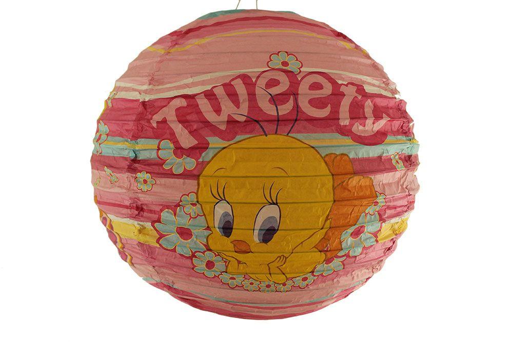 Tweety Homewear paper lantern