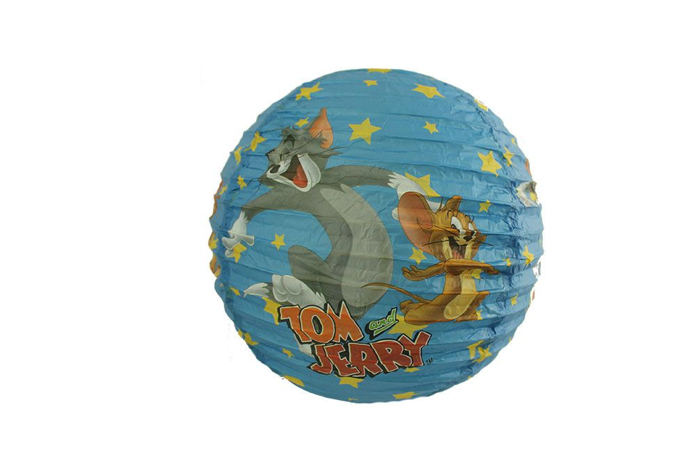 Tom and Jerry Homewear paper lantern