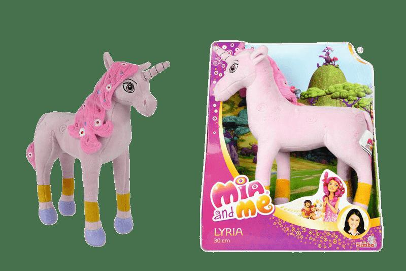 Mia toys plush Lyria