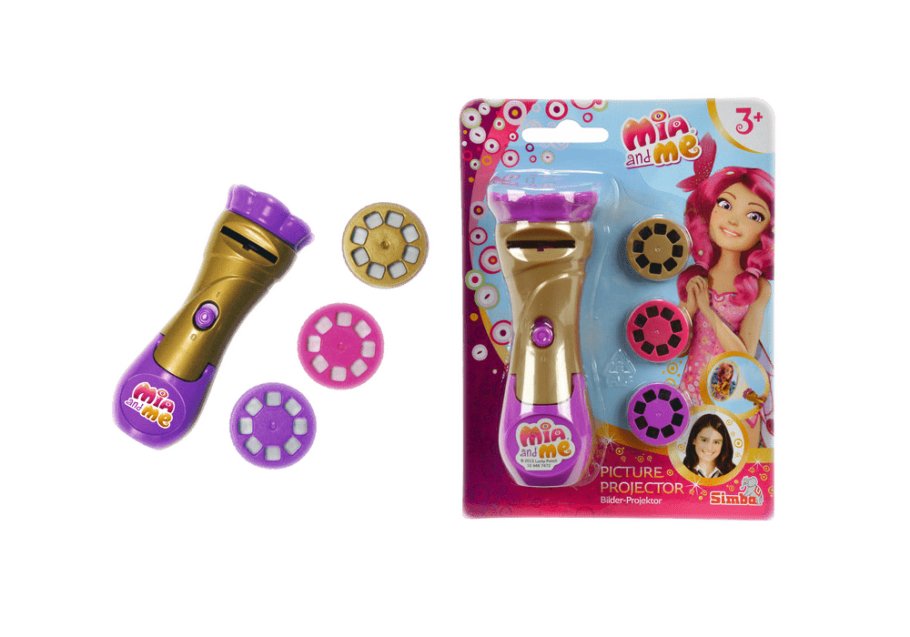 Mia toys picture projector