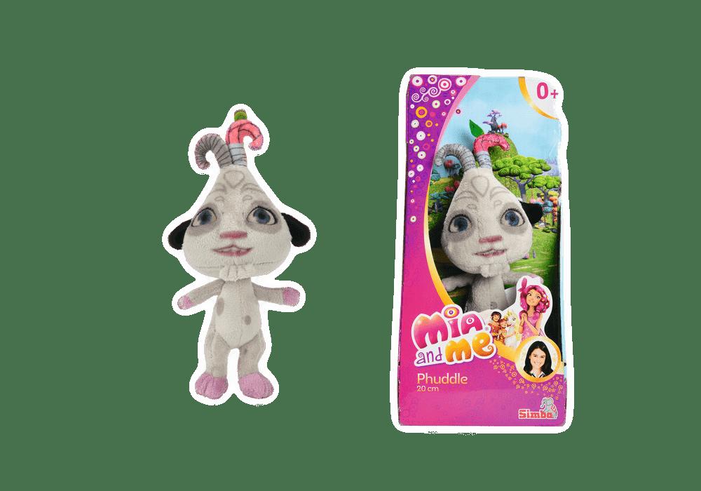 Mia toys plush phuddle