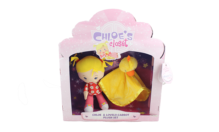 Chloe's Closet Toys and Games Plush with easter candle Greece