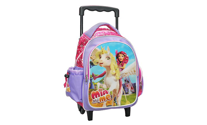 Mia backtoschool trolley backpack Greece