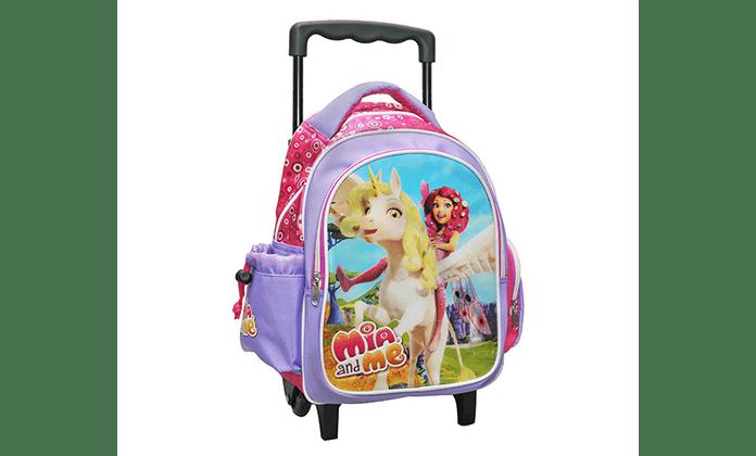 Mia backtoschool trolley backpack Greece