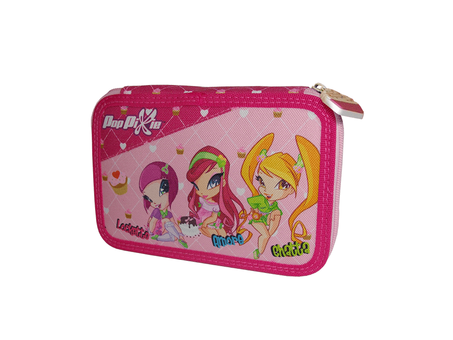 Poppixie pencil case back to school Greece
