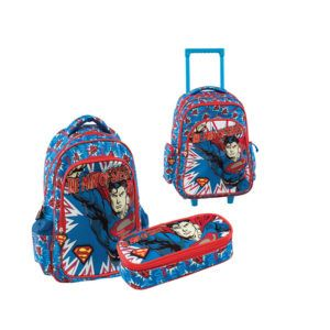 Superman Back to School backpack Greece