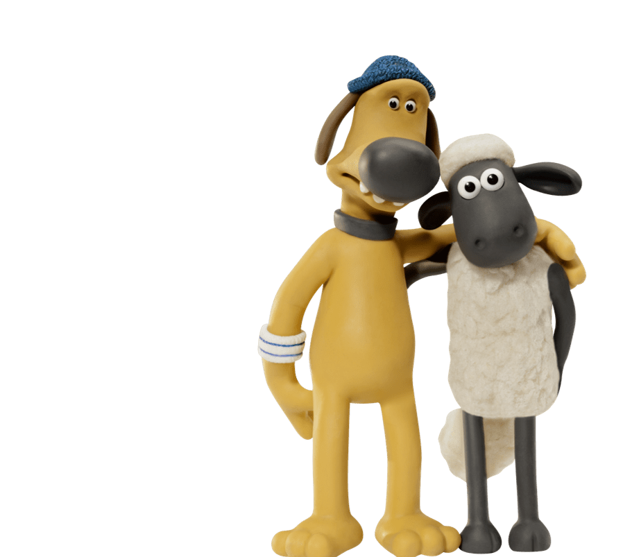 Shaun The Sheep Charac