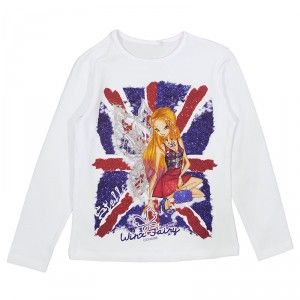Winx Club apparel t-shirt Greece