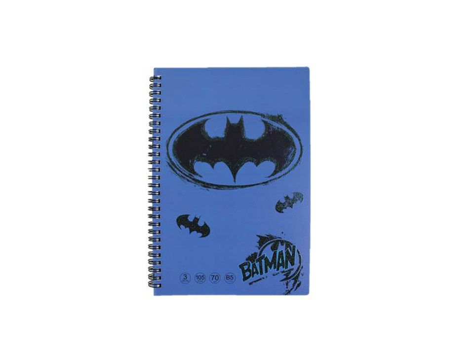 Batman stationery notebook Greece
