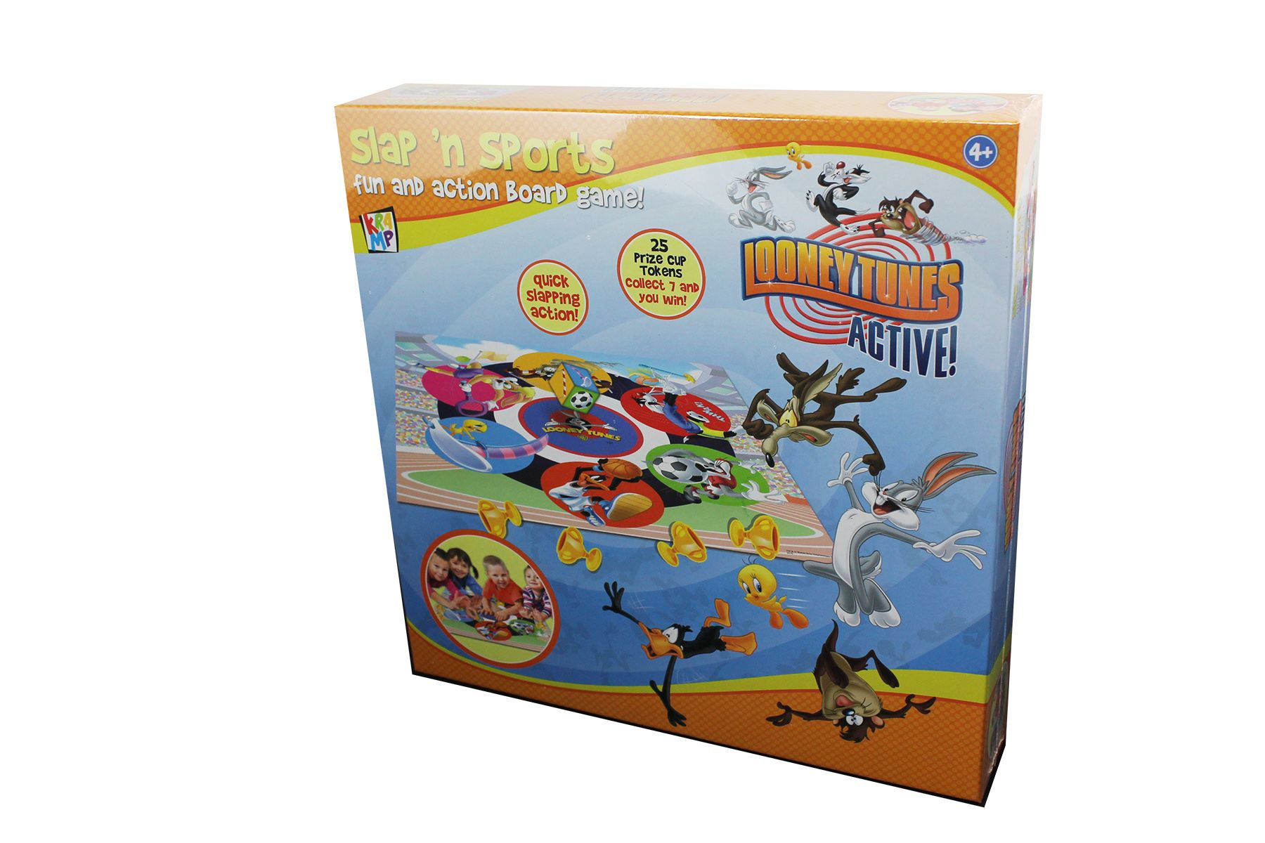 Looney Tunes toys and games fun and action board game Greece