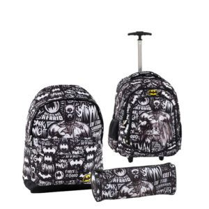 Batman back to school backpacks Greece