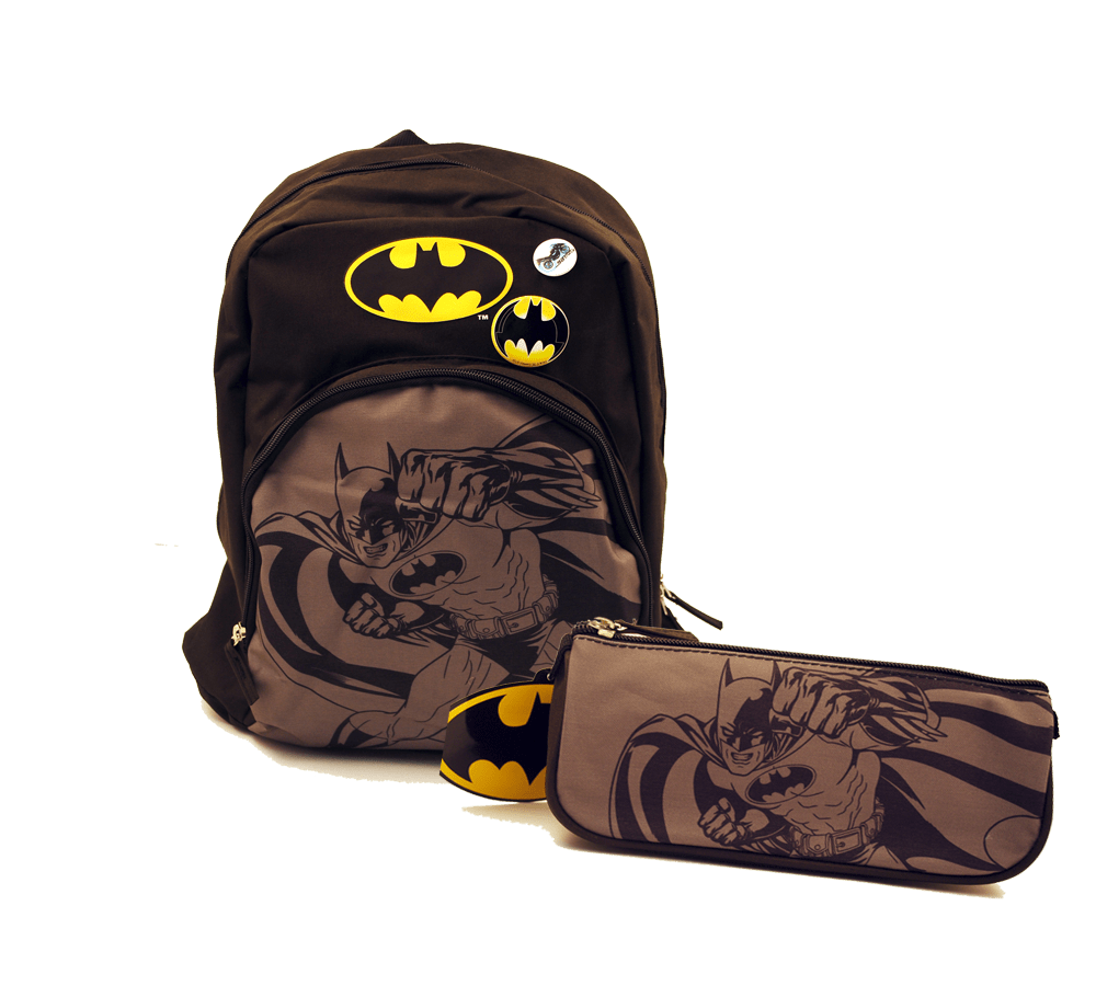 Batman back to school backpacks Romania