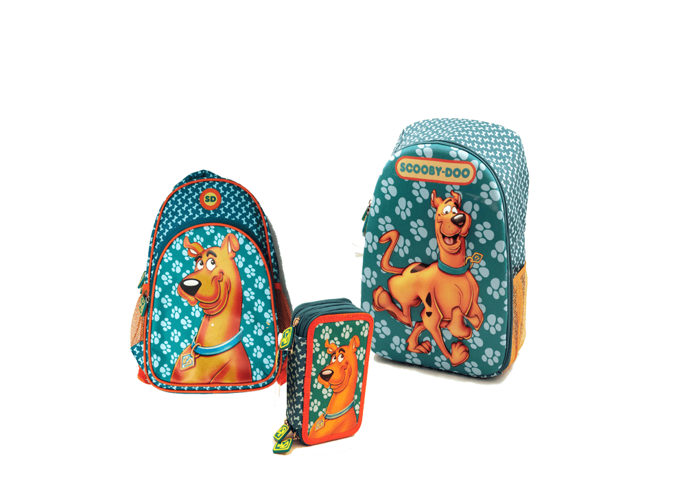 Scooby Doo back to school backpacks Romania