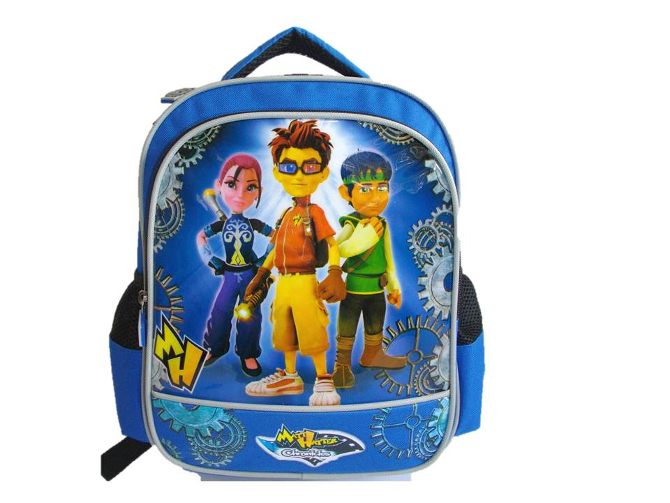 Matt Hatter back to school backpack Greece
