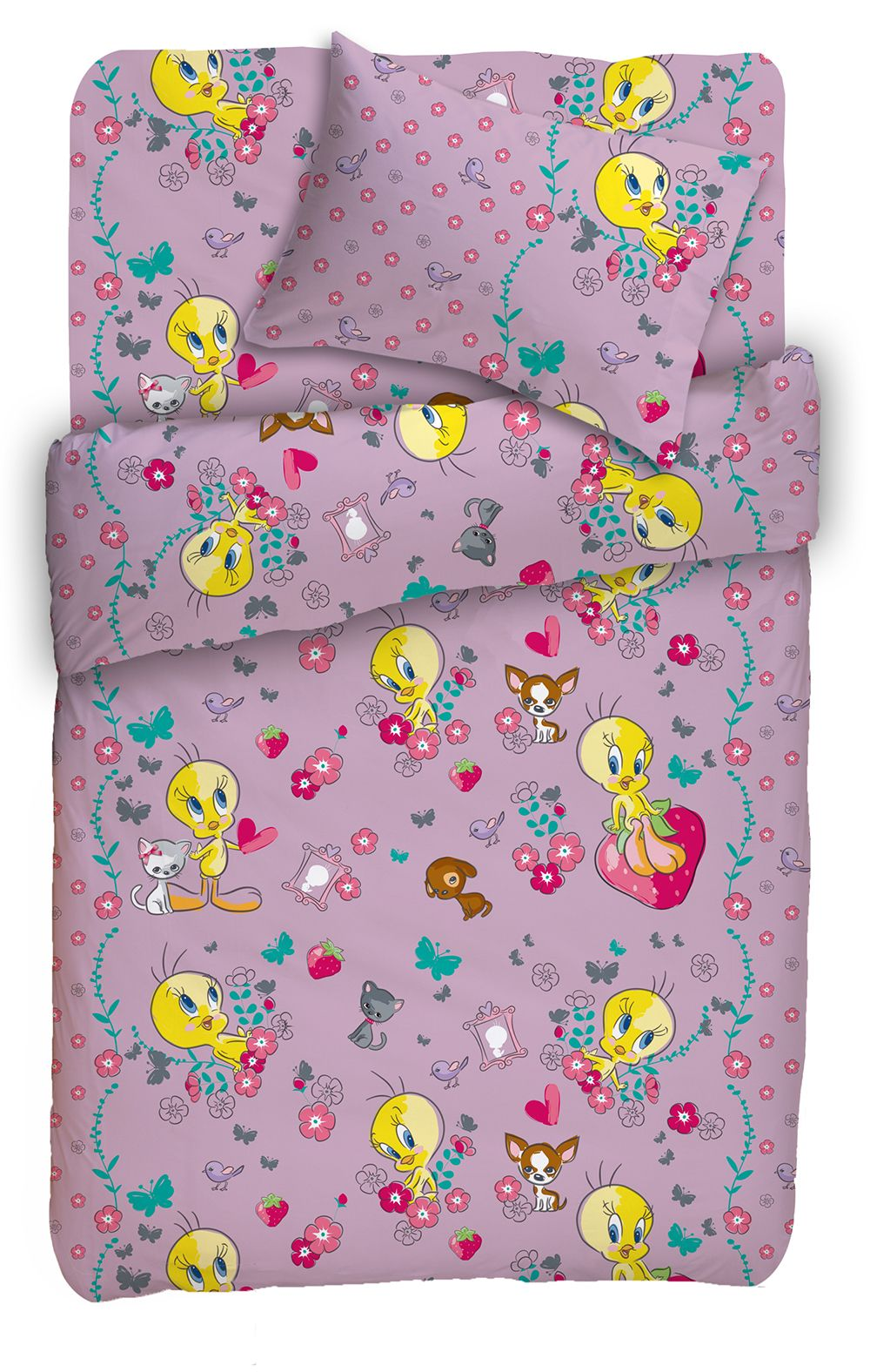 Tweety Homewear sheets