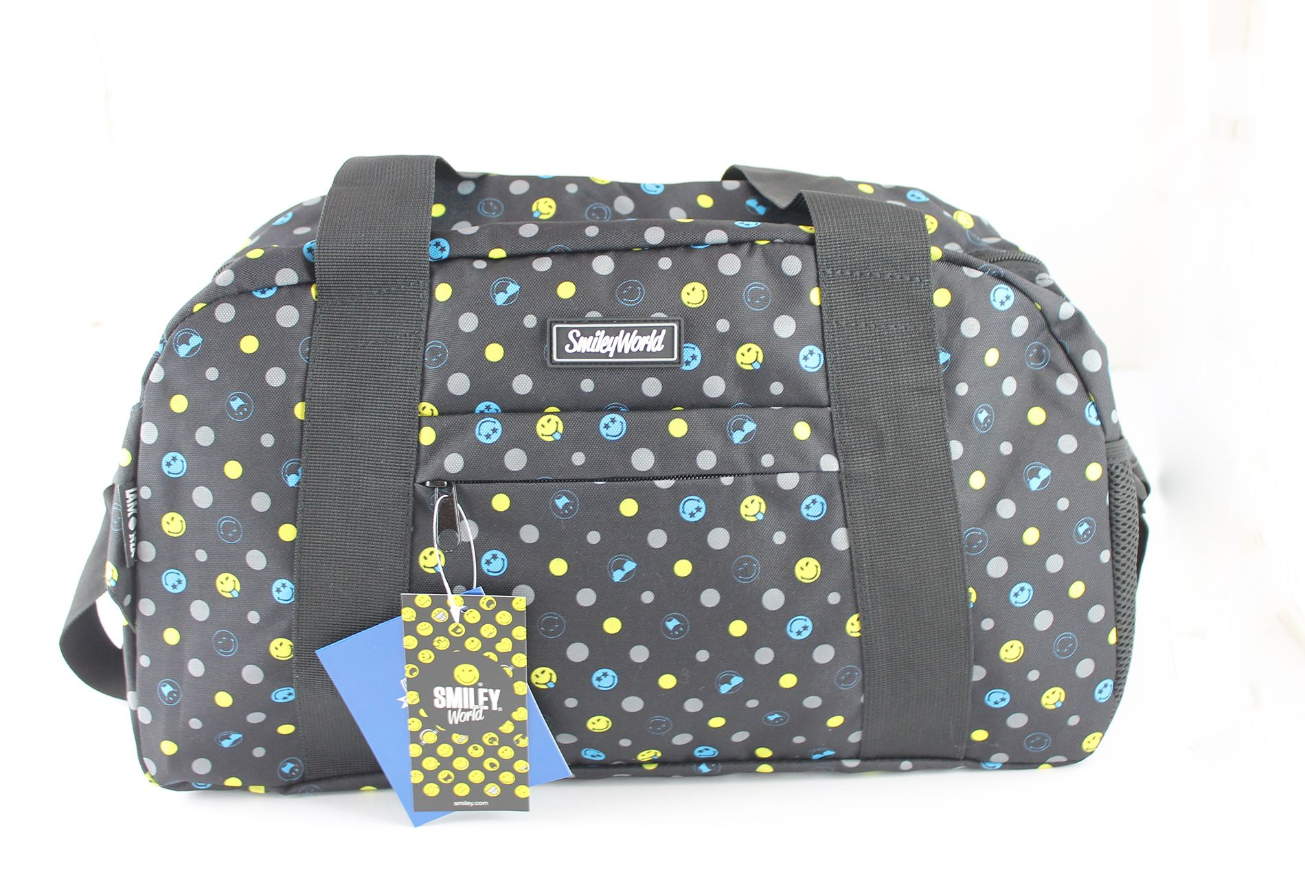 Smiley Back to School backpack