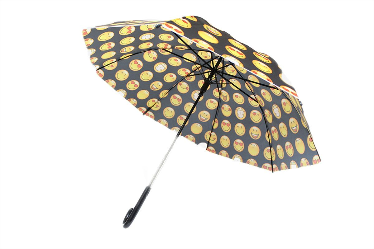 Smiley accessories umbrella