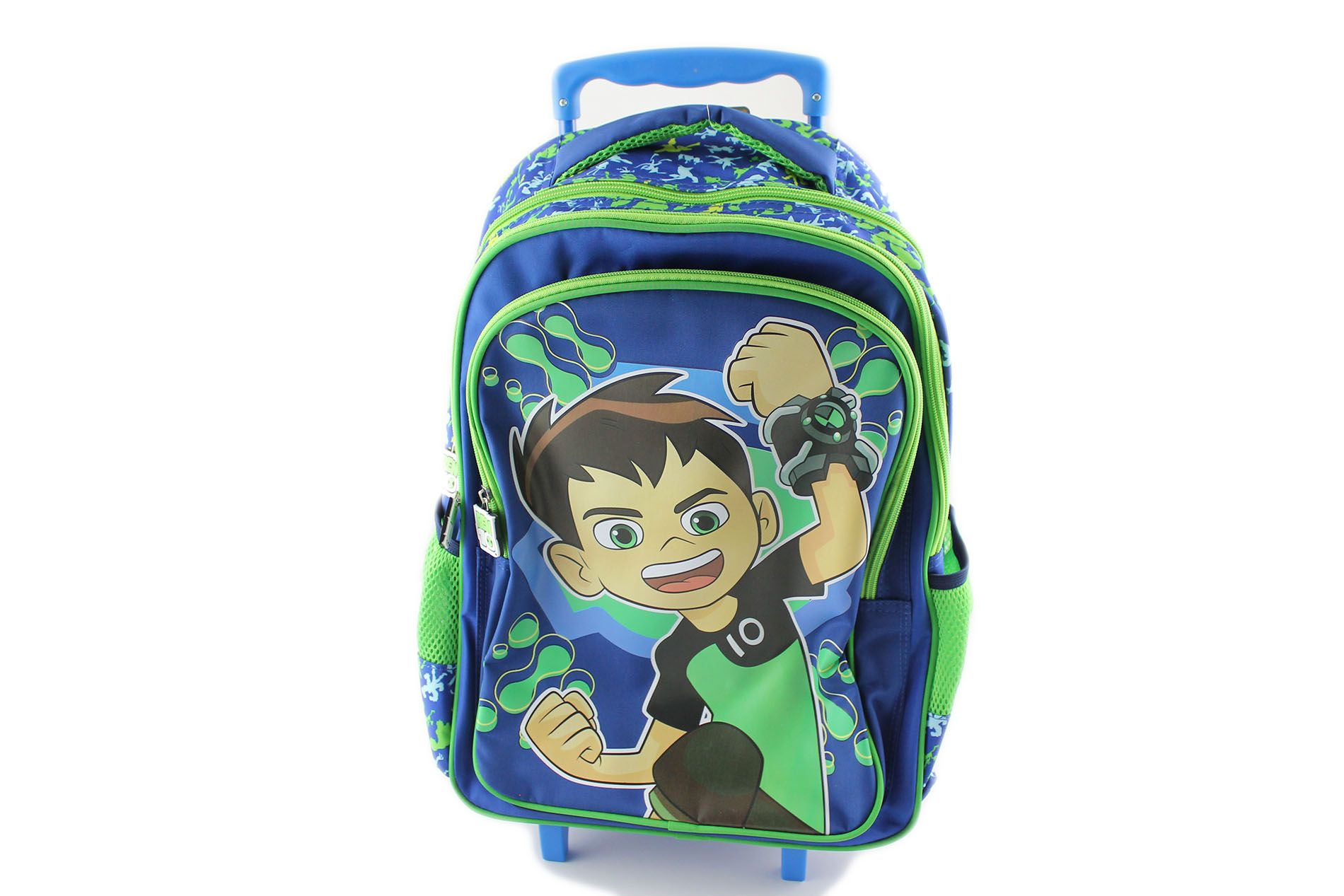 Ben 10 back to school backpack