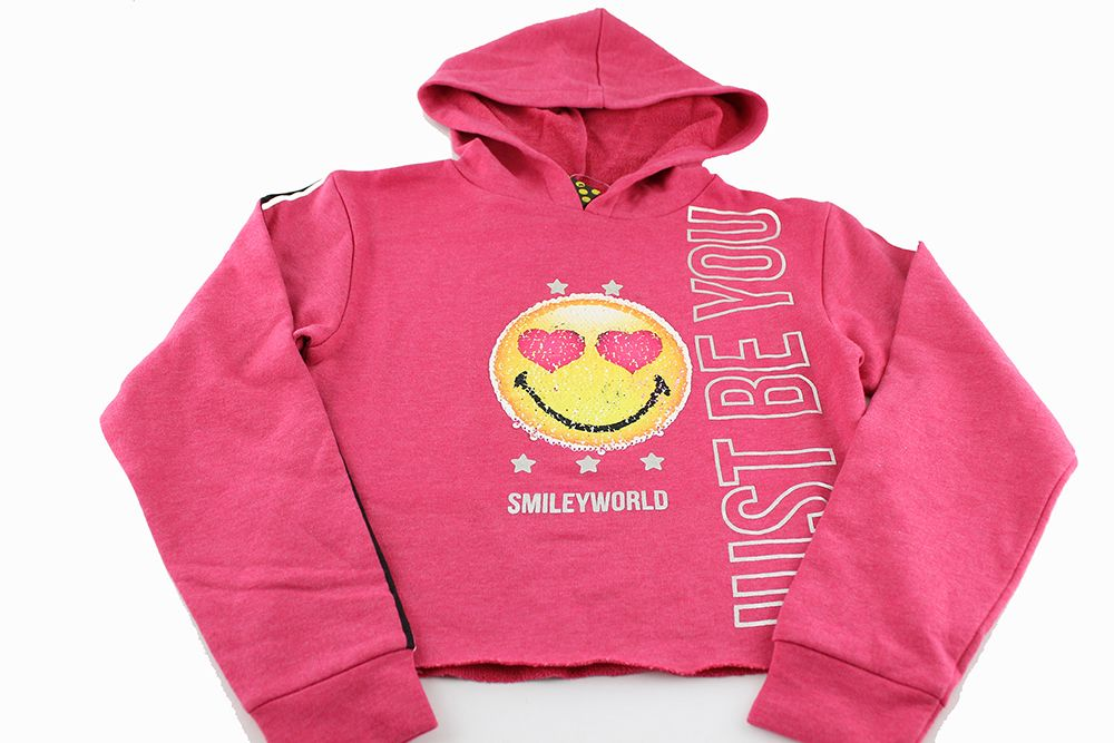 Smiley apparel jumper
