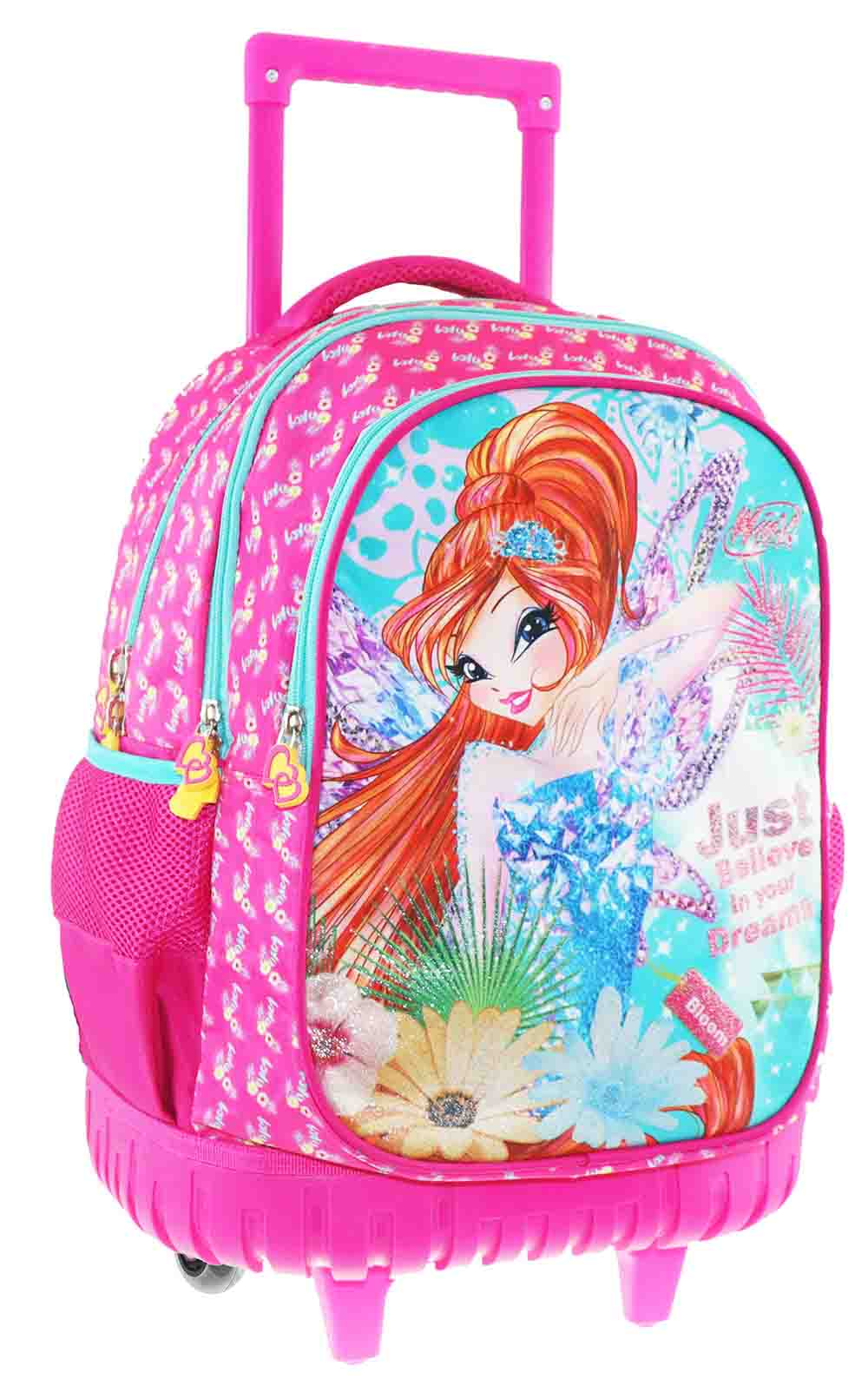 Winx back to school backpack