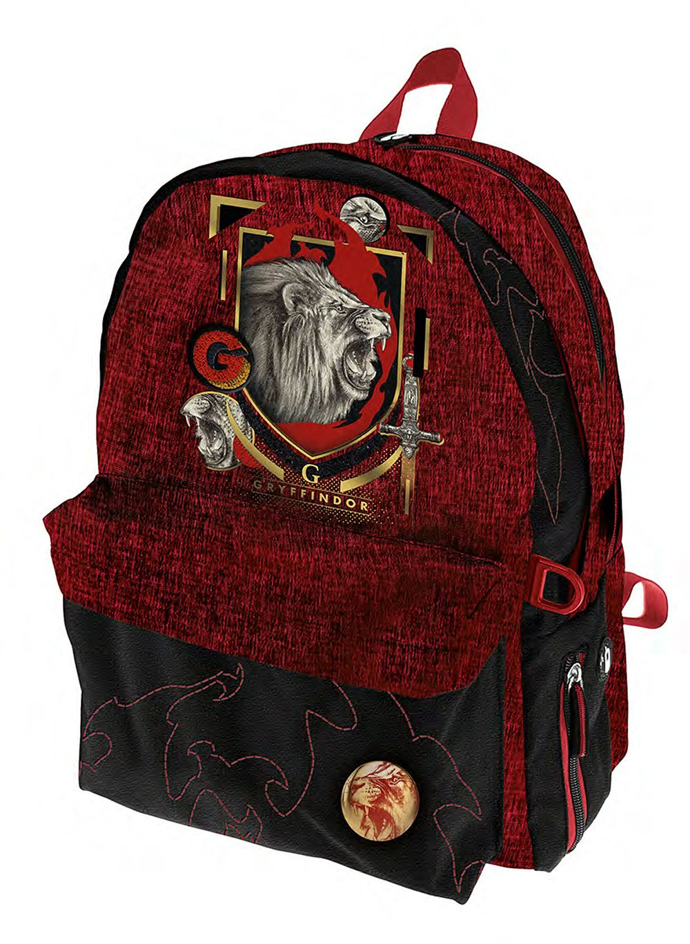 Harry Potter back to school backpack