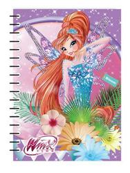 Winx stationery notebooks