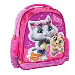 44 Cats Back to School backpack
