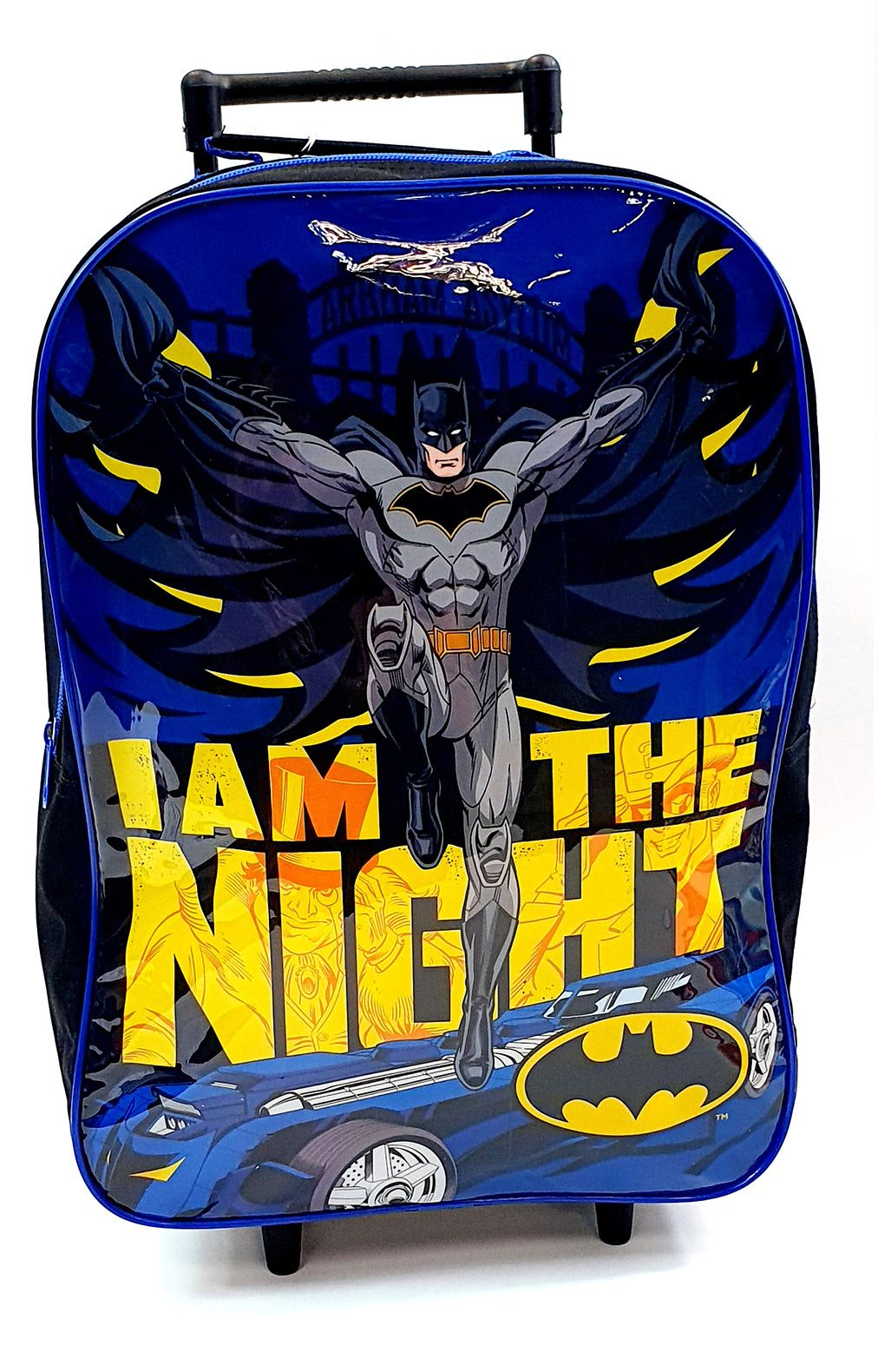 Batman backpack back to school