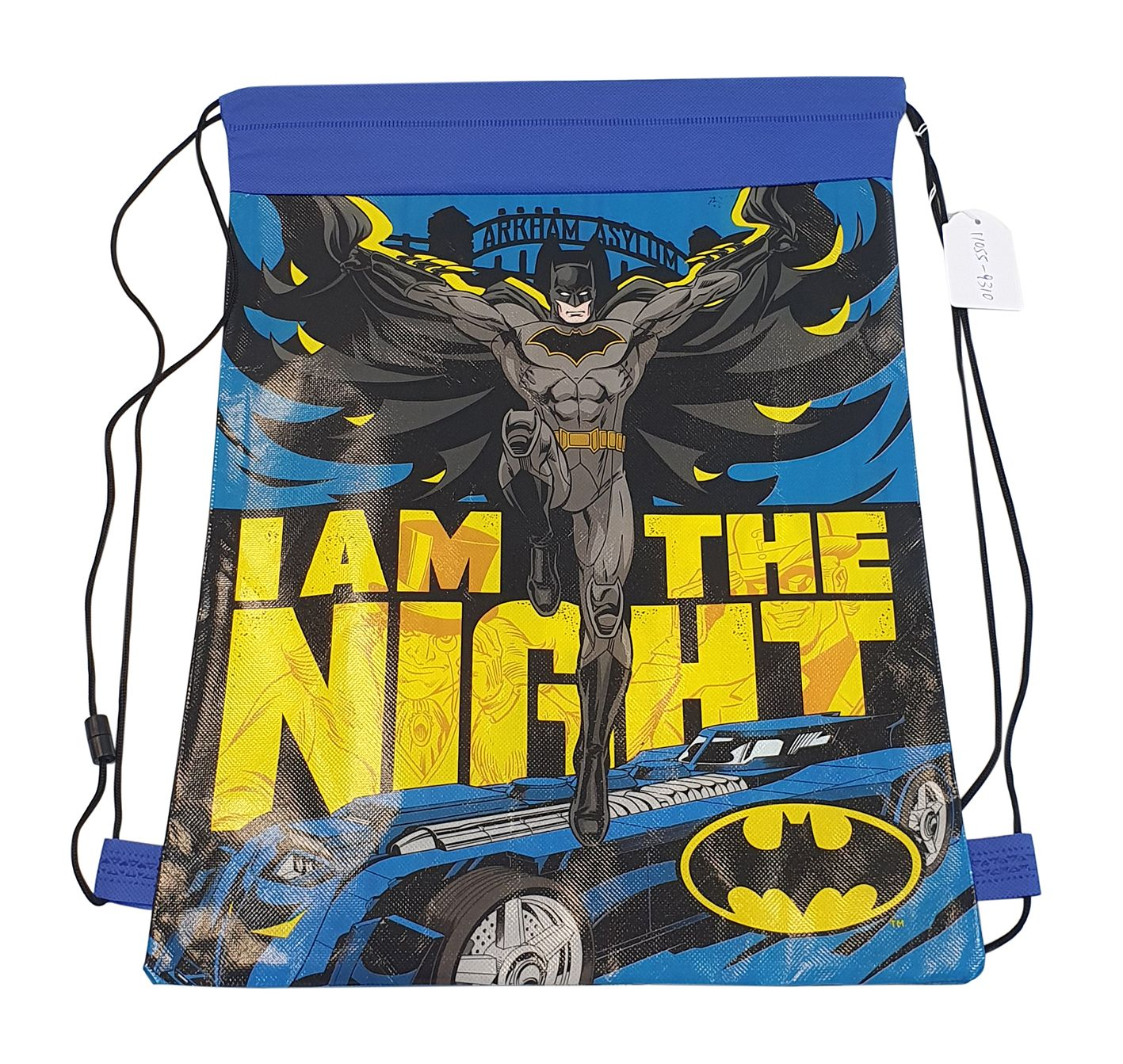 Batman accessories shoe bag