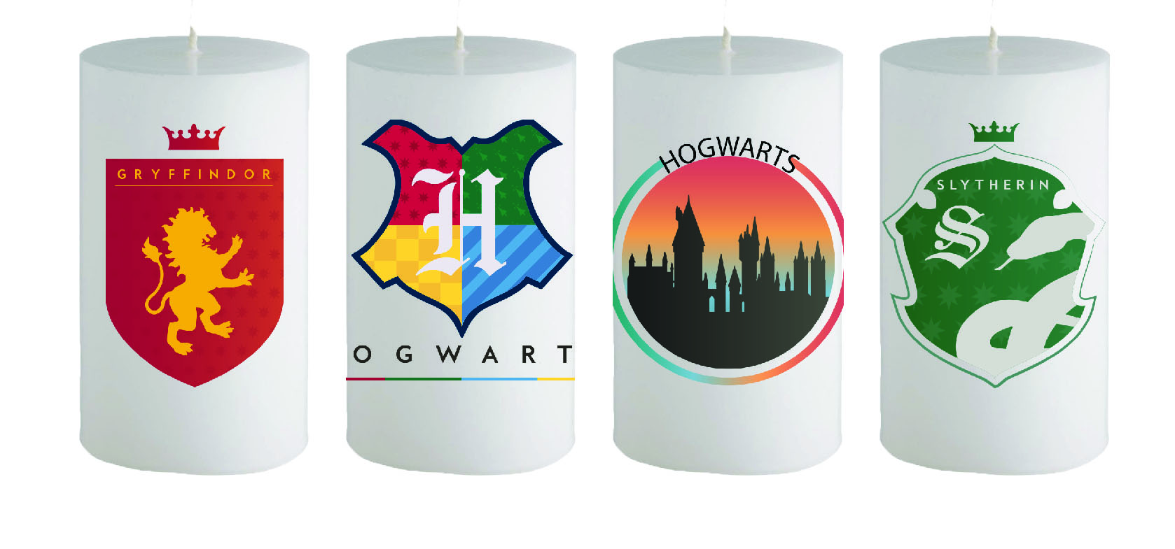 Harry Potter candles gifting