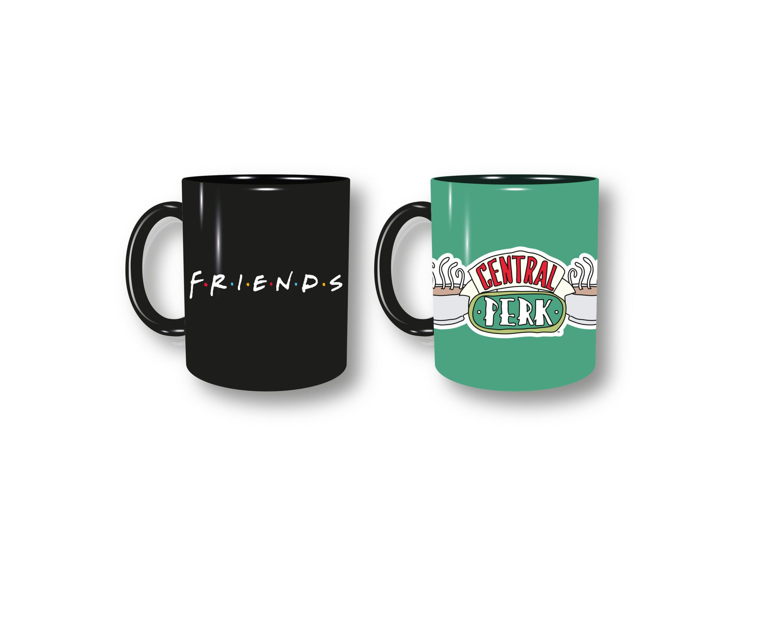 Friends Mug gifting