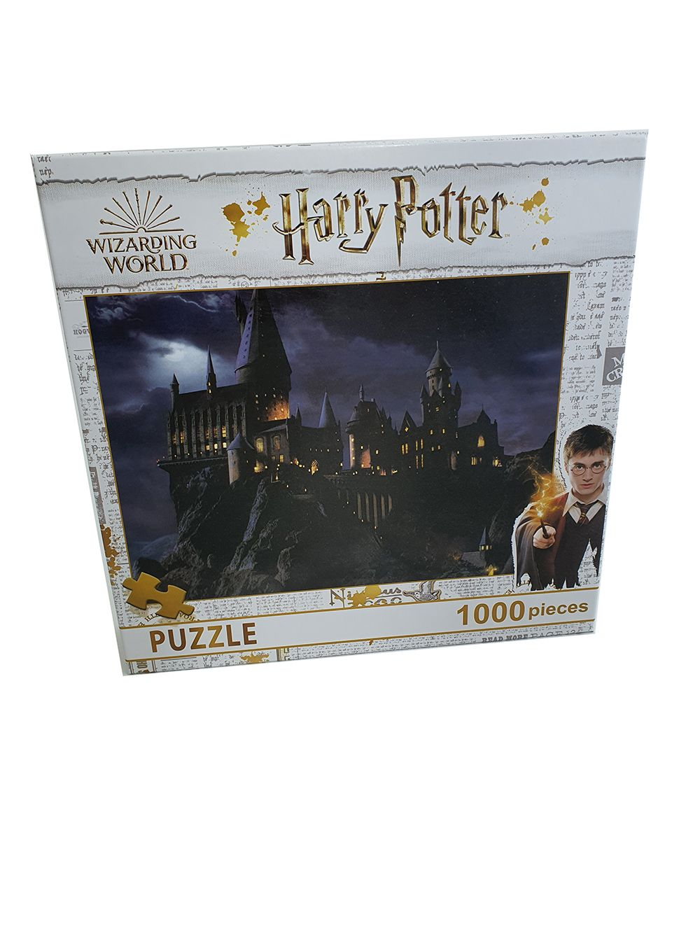 Harry Potter toys and games puzzle