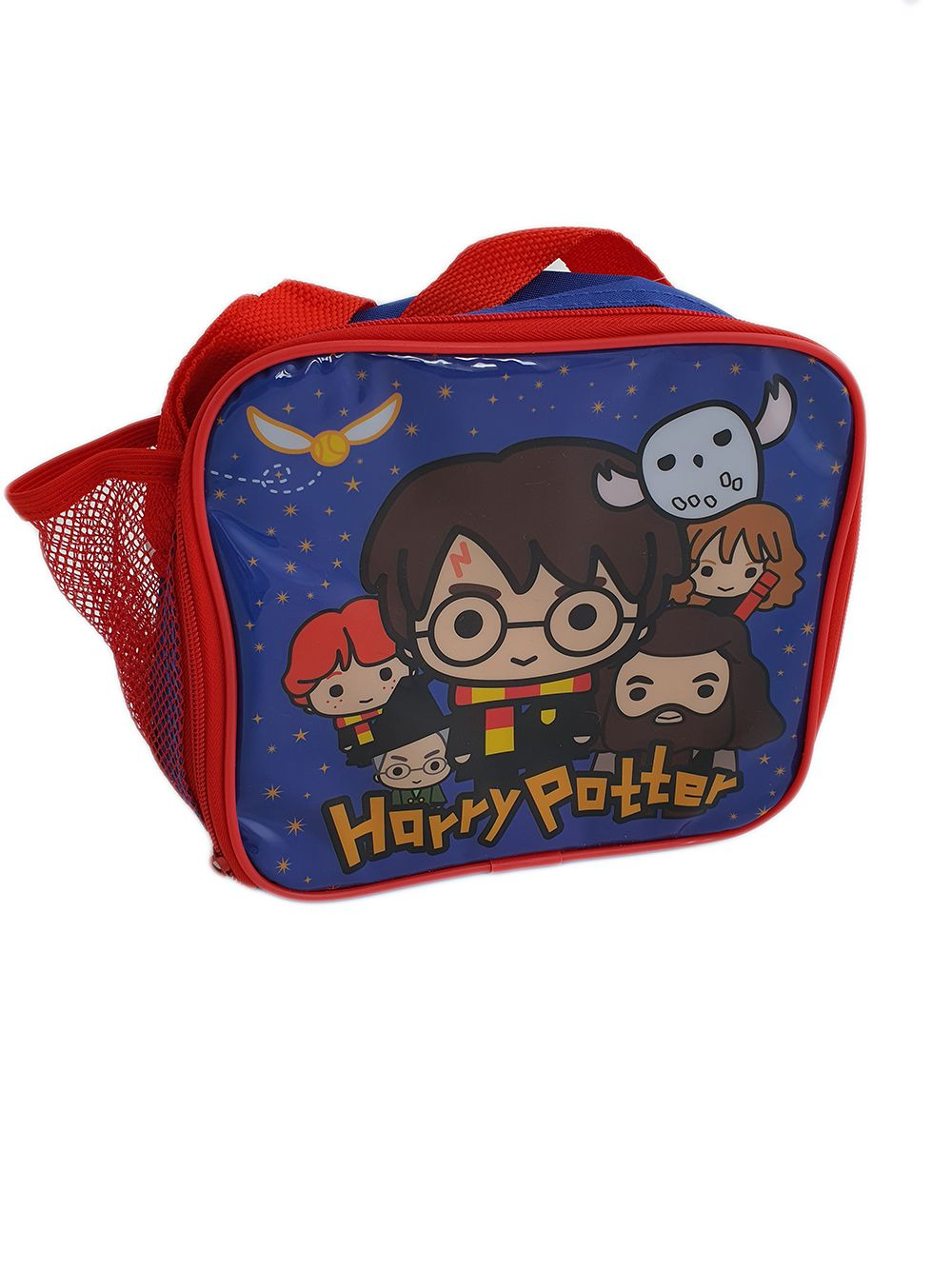 Harry Potter back to school lunch bag