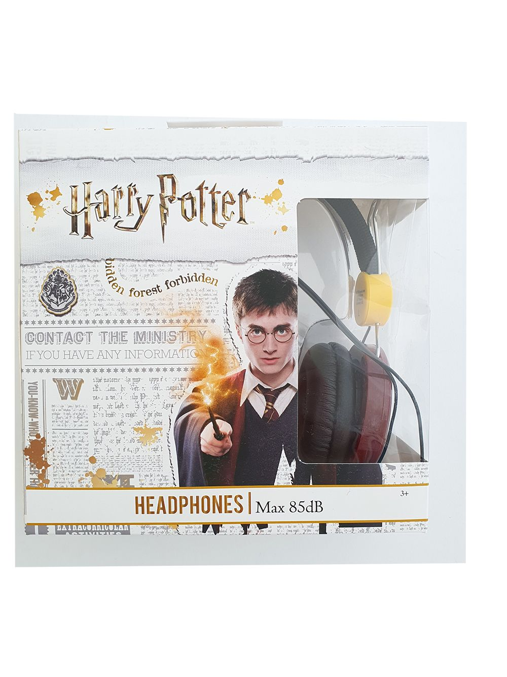 Harry Potter accessories headphones