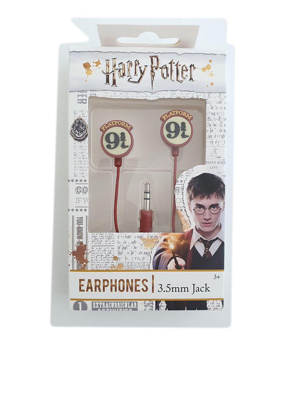 Harry Potter accessories earphones