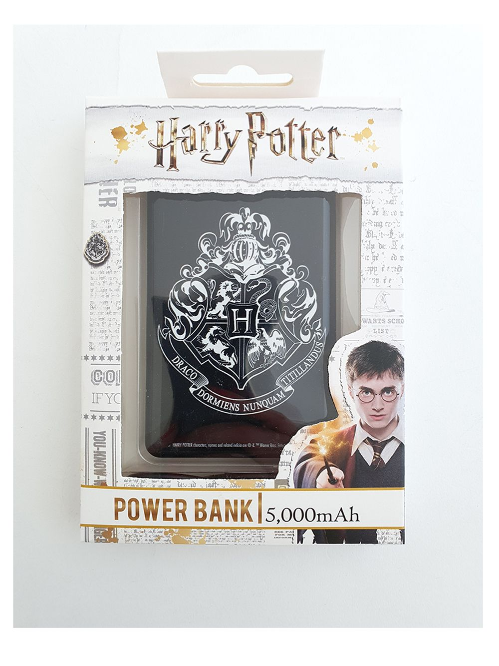 Harry Potter accessories power bank