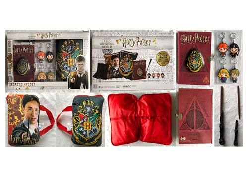 Harry Potter gifting secret diary set